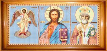 Триптих молитва Ангелу Хранителю