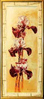 Романтика 1 Вышивка бисером картины