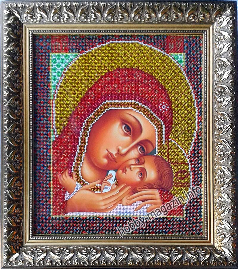 Богородица Корсунская схема