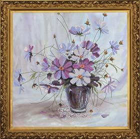 цветы букеты схемы