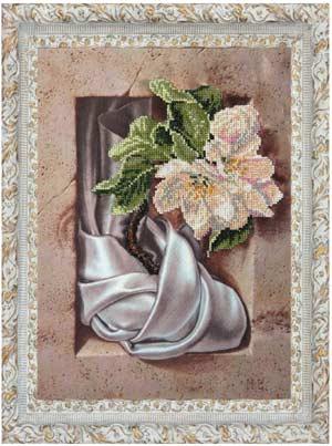 Вдохновение 1 вышивка бисером