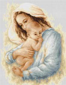 - Мать и дитя