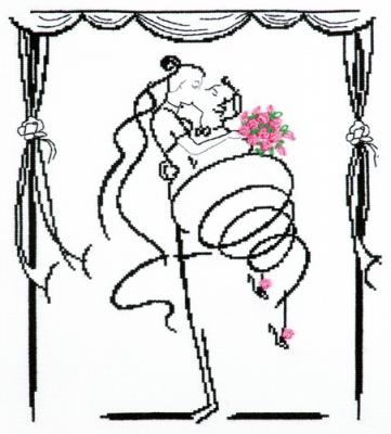 Свадебный вальс вышивка