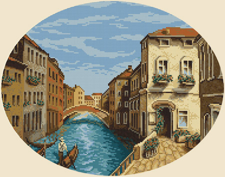 Утро Венеции - набор для