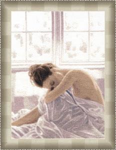Набор для вышивки крестом - Утро