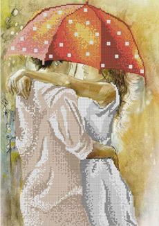 - Осенний роман под зонтом-2
