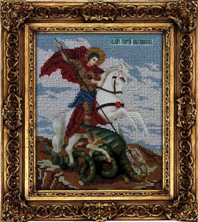 Георгий Победоносец икона