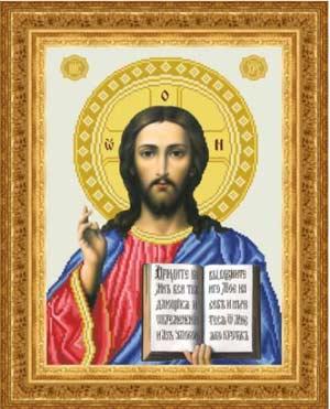 Господь Вседержитель (венчальная икона)