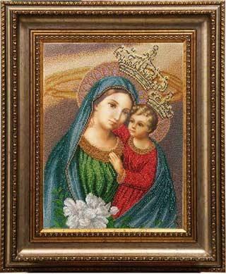 Богородица Яблоневый цвет