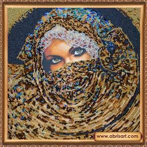 Шахерезада вышивка бисером