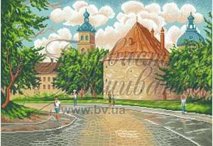 Улицами старого города