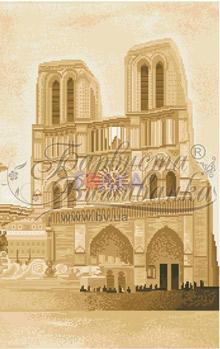 Найвеличніший Собор Франції (сепія)