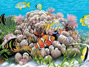 - Подводный мир