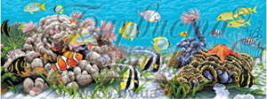 - Подводный мир 3
