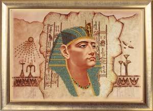 Фараон вышивка бисером