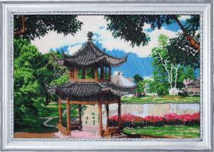 - Китайский садик