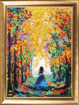 Навстречу солнцу (по картине О. Дарчук)