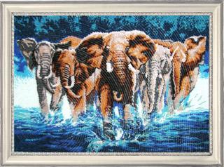 - Африканские слоны