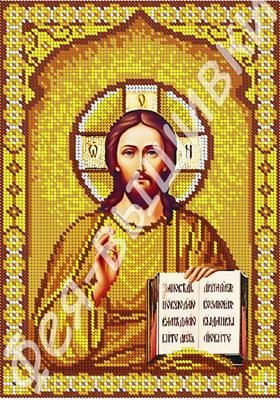 Иисус Христос - охра