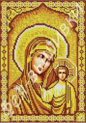 Богородица Казанская - охра