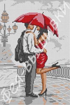 - Двое под зонтом