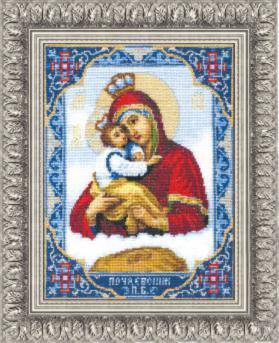 Икона Пресвятой Богородицы Почаевской