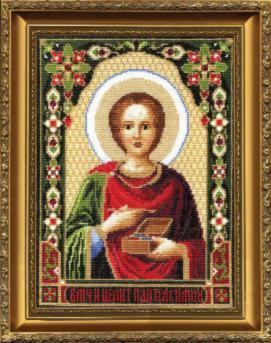 Икона Великомученика Пантелеймона