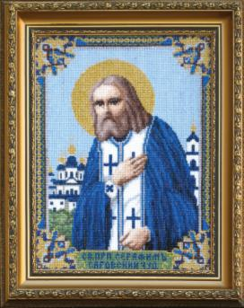 Икона Преподобного Серафима Саровского Чудотворца