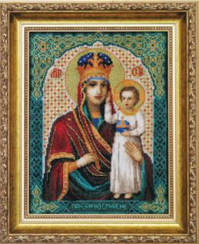 Икона Образ Пресвятой Богородицы Призри на смирение