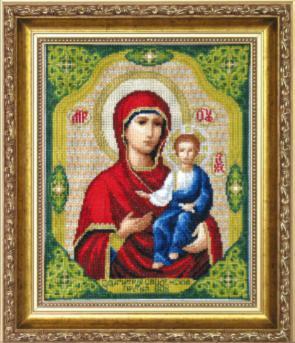 Икона Образ Пресвятой Богородицы Одигитрия Смоленская