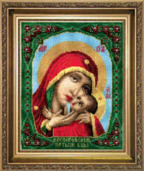 Икона Образ Пресвятой Богородицы Касперовской