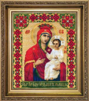 Икона Образ Пресвятой Богородицы Избавительница