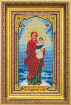 Икона Образ Пресвятой Богородицы Благодатное Небо