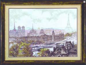 Пейзаж - Париж