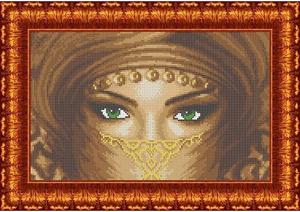 Восточные глаза