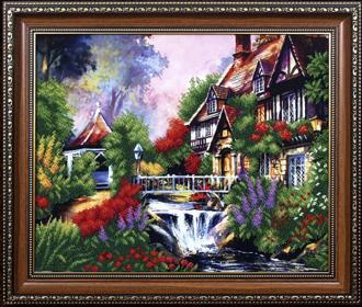 Сказочный пейзаж 3