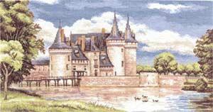 - Замок на берегу Лауры