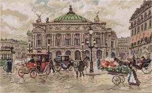 - Париж.Гранд Опера