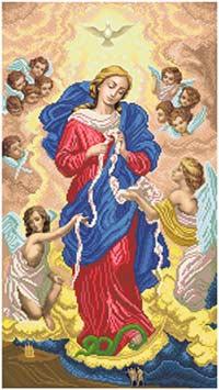 Богородица развязывающая узлы - АКЦИЯ