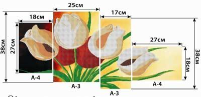 Тюльпаны - АКЦИЯ скидка -30%