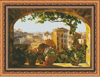 Окно в Рим